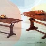 Τραπέζι ξύλινο με μηχανισμό
